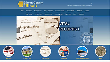 County of Macon Illinois