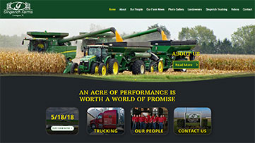 Gingerich Farms & Trucking