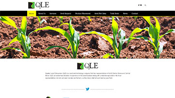 Quaker Lane Enterprises QLE Seed