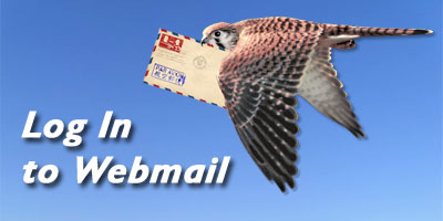 Log In to Webmail